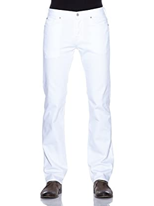 7 for all mankind Jeans Standard (Bianco)