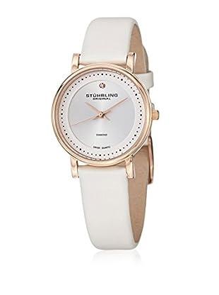 Stührling Uhr mit Schweizer Quarzuhrwerk Lady Casatorra beige 29 mm