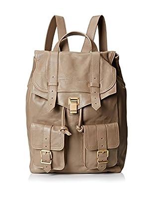 Proenza Schouler Women's Borsa Solid Backpack, Smoke