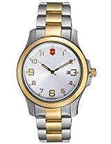 Victorinox Garrison Elegance V26061.CB Analogue Watch - For Men