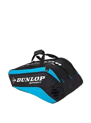 Dunlop Portaracchette Portaracchette Thermo Tour Da 10 (Blu (blau/schwarz))