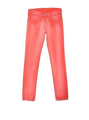 Pepe Jeans London Pantalón Emory (Rosa Claro)