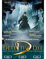 DETECTIVE DEE And the Mystery of the Pahntom Flame