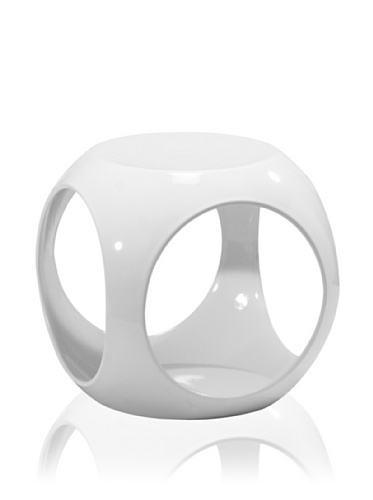 Zuo Pick Pocket Side Table (White)