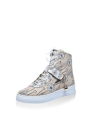 Los Ojo Hightop Sneaker Jess