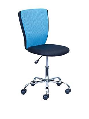 13casa Silla De Oficina Judy A1 Azul