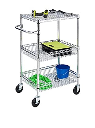 Honey-Can-Do Heavy Duty Rolling Utility Cart