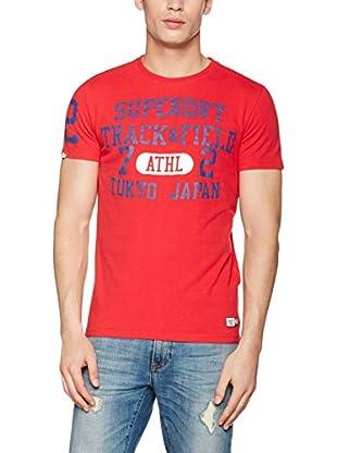Superdry T-Shirt Manica Corta Trackster