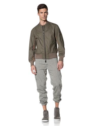 Maharishi Men's Military SA12 Jacket (Maha Olive)