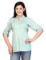 Lifestyle Retail Women Tunic (LSM-037-7274_Seg_X-Larg)