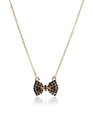 Jules Smith Bow Charm Necklace