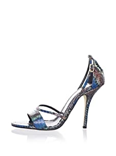Chelsea Paris Women's Marilyn Sandal (Blue Multi)
