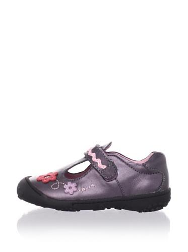 umi Kid's Pendant Mary Jane (Toddler) (Purple)