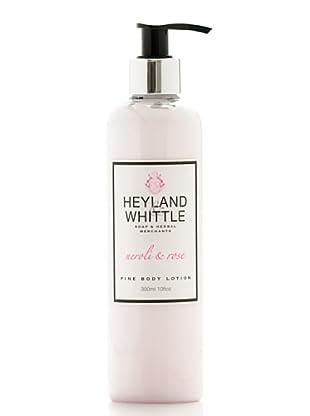 Heyland&Whittle Crema Cuerpo Neroli y Rosa 300 ml