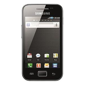 Samsung Galaxy Ace S5830 Smartphone-Onyx Black