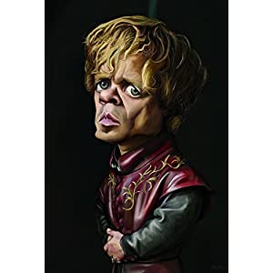 Shijokes Tyrion Lannister Caricature