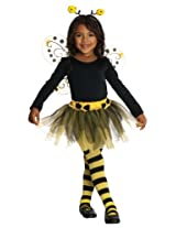 Bee Girl Costume Kit, Small