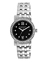 Giordano Analog Black Dial Women's Watch - P272-11