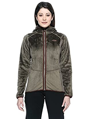 The North Face Chaqueta W Mossbud Fz Hdy Wmrnr