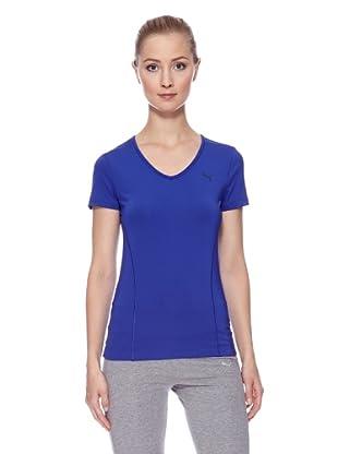 PUMA Trainingsshirt Ess Gym (clematis blau)
