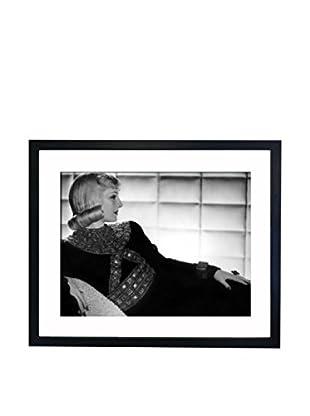 Mazali - Culture Décor Wandbild Norma Shearer