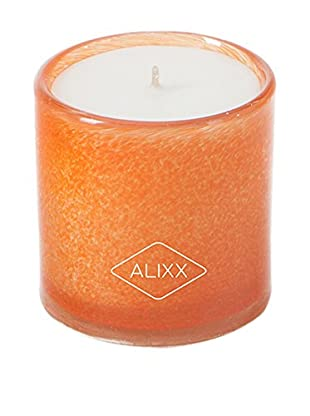 Alixx Candles Hand-Blown Glass Candle, Gigembre