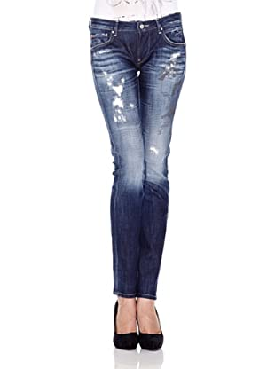 Andy Warhol by Pepe Jeans Jeans Pop (Blau)