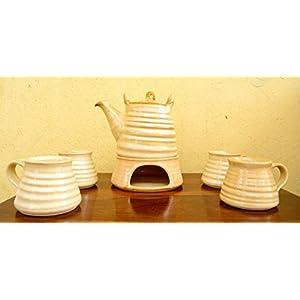 HappiSage Angeethi Tea set with stove