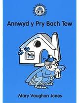 Annwyd y Pry Bach Tew (Cyfres Darllen Stori)