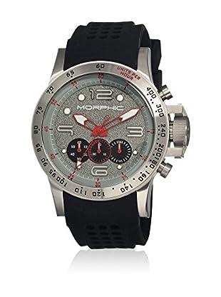 Morphic Reloj con movimiento cuarzo japonés Mph2302 Negro 45  mm