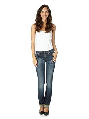 Nudie Jeans Co Jeans Tube Kelly (Dunkelblau)