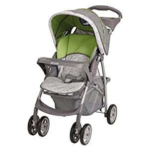 Graco LiteRider Classic Connect Stroller, Pasadena (Discontinued by Manufacturer)