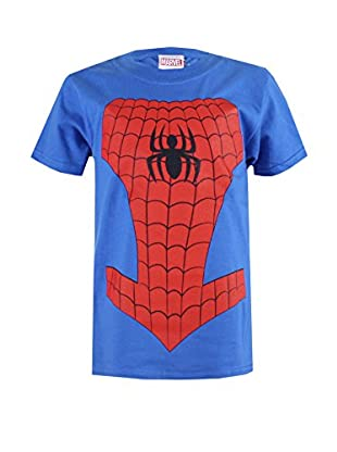 Marvel T-Shirt Manica Corta Spiderman Costume
