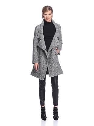 MARNI Women's Boucle Coat (Black)