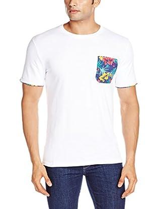 Superdry T-Shirt Manica Corta Festival Pocket Aop