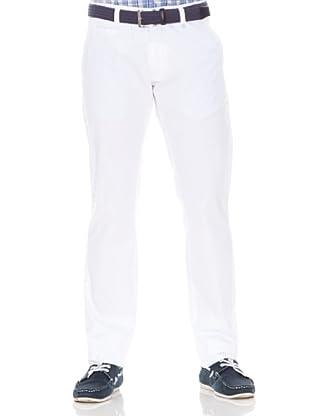 La Martina Pantalone (Bianco)