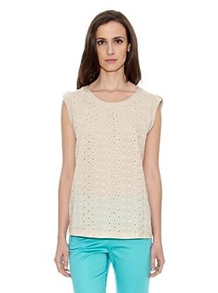 Cortefiel Camiseta Sangalo (Tostado)