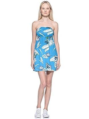 Converse Vestido Ct Lady Hawaii (Azul)