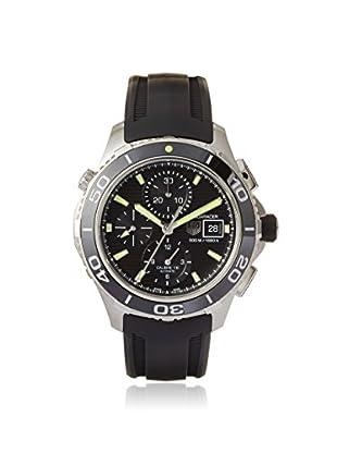 TAG Heuer Men's CAK2111.FT8019 Aquaracer Black Rubber Watch