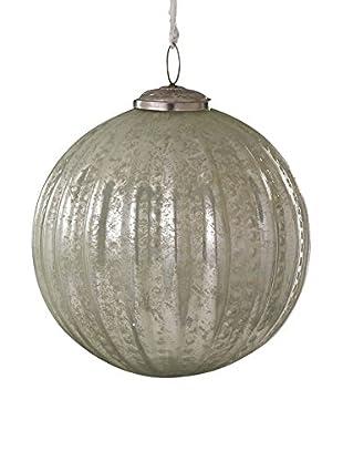 Sage & Co. Medium Glass Beaded Ball Ornament
