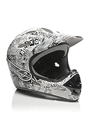 Axo Helm Motocross Hannibal Overa