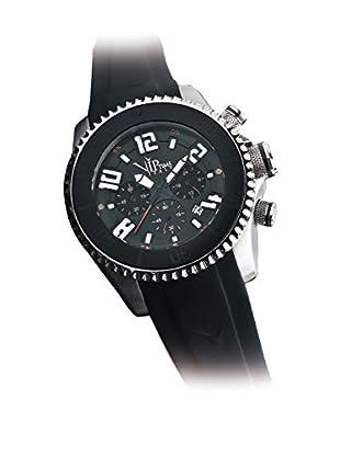 Vip Time Italy Uhr mit Japanischem Quarzuhrwerk Magnum schwarz 50.00  mm