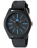 Quiksilver Analog Black Dial Men's Watch - QS-1021-BLBK