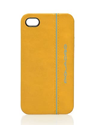 Piquadro Custodia iPhone 4/4S (Giallo)