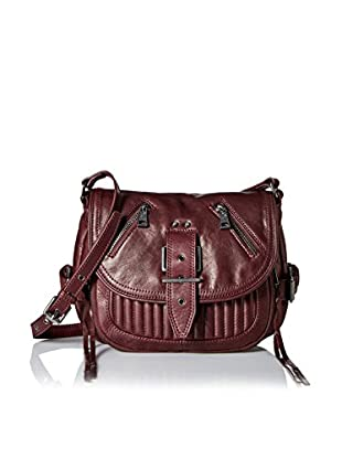 ASH Women's Trix Cross-Body, Dark Wine