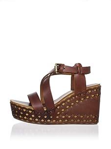 Ash Women's Vanille Platform Sandal (Camel)
