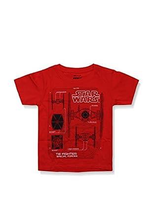 Star Wars T-Shirt Tie Fighter Schematics