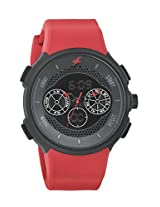 Fastrack Casual Analog-Digital Black Dial Men's Watch - 38013PP02J