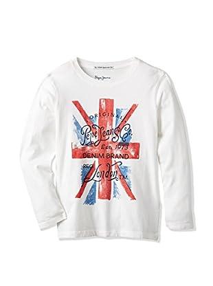 Pepe Jeans London Camiseta Manga Larga Tarel
