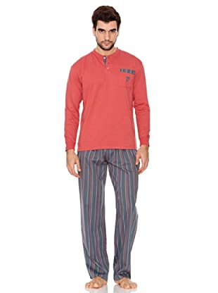 Basket Pijama Caballero (teja)